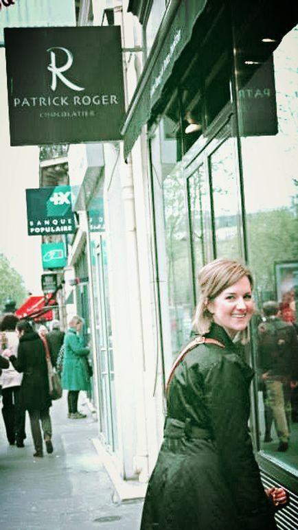 Brooke in Paris