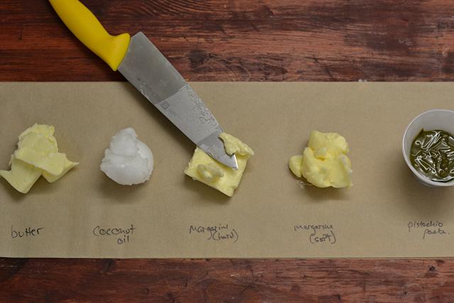 A Butter Experiment