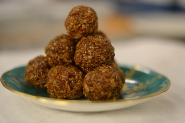 Sugars Part 4: Using Jaggery in Coconut Ginger Drops
