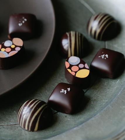 Elaine Hsieh of EH Chocolatier