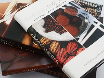 Our book Raising the Bar: The Future of Fine Chocolate