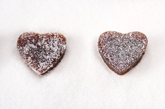 Sugars Part 5: Powdered Glucose in Strawberry Balsamic Pâte de Fruit Recipe