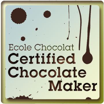 Ecole Chocolat Certfied Chocolate Maker