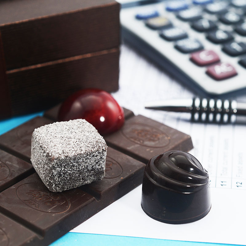 Business Plan for Chocolatiers Program