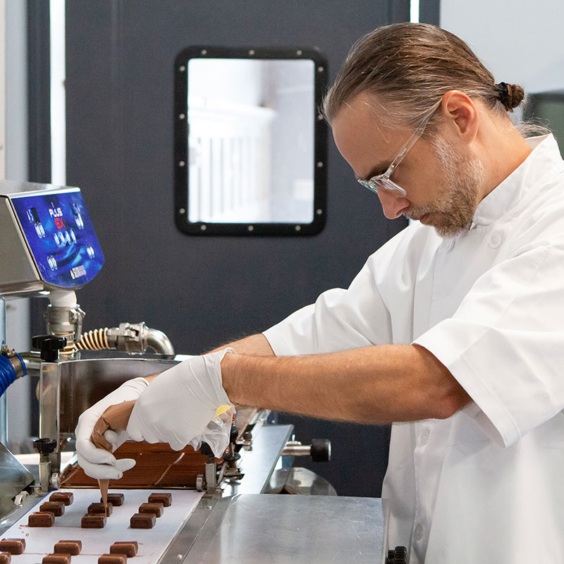 Chocolate Quality and Shelf Life for Chocolatiers