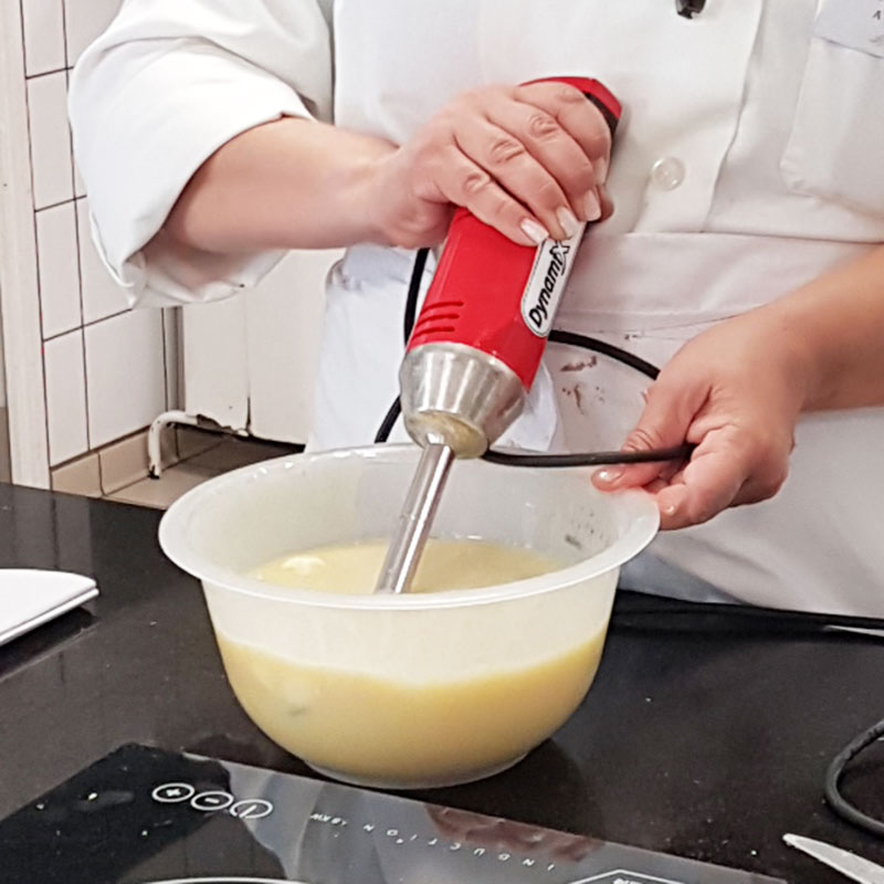 Molding Chocolate