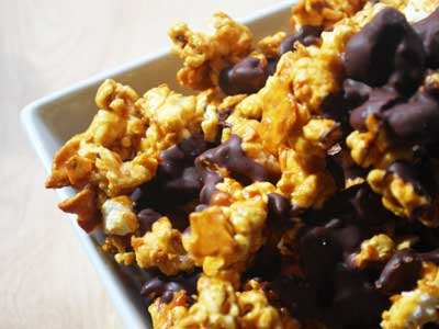 TCHO Caramel Popcorn