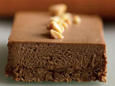 Chocolate Peanut Butter Gianduja