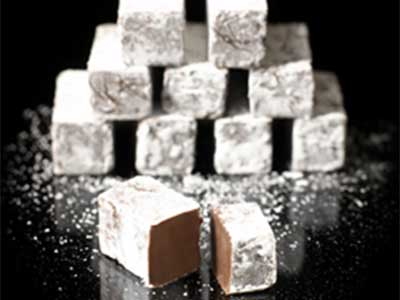 Chocolate Mint Meltaways