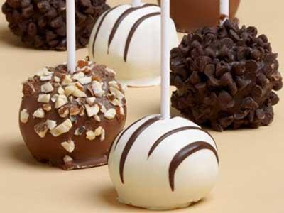 Chocolate Brownie Bonbons
