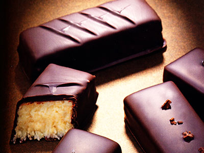 Chocolate Coconut Bar